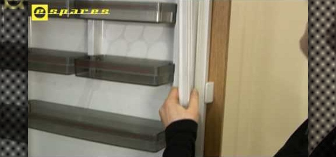 How To Replace The Door Seal On A Neff Refrigerator 171 Home