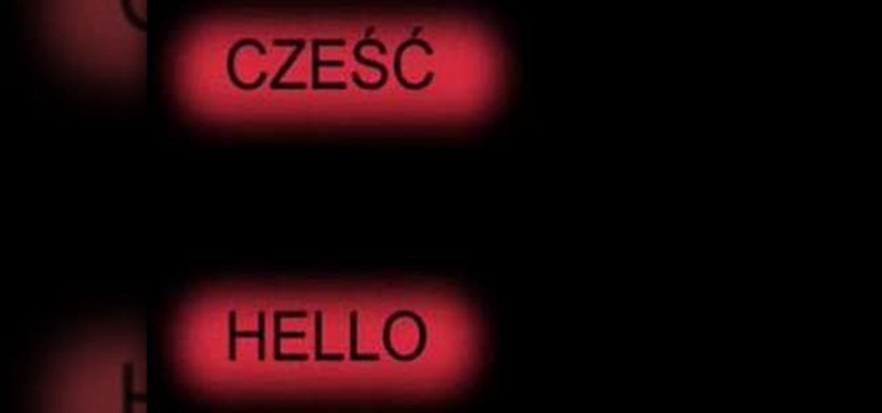 21 international ways to say hello