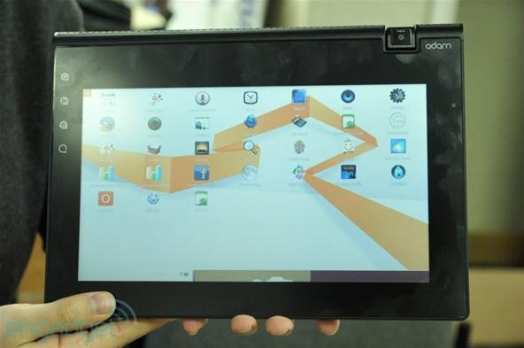 How to Use the Notion Ink Adam Tablet & Its Eden User Interface