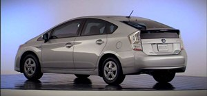 Use the smart key for the 2010 Toyota Prius