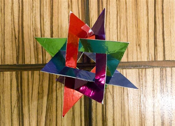Christmas Decorations To Make In Maths : Math craft monday community submissions plus how to make