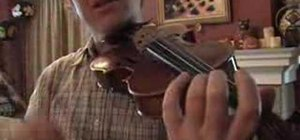 Learn independent vs block fingering on the violin