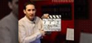 Slate a film, read a line script and keep a shot log