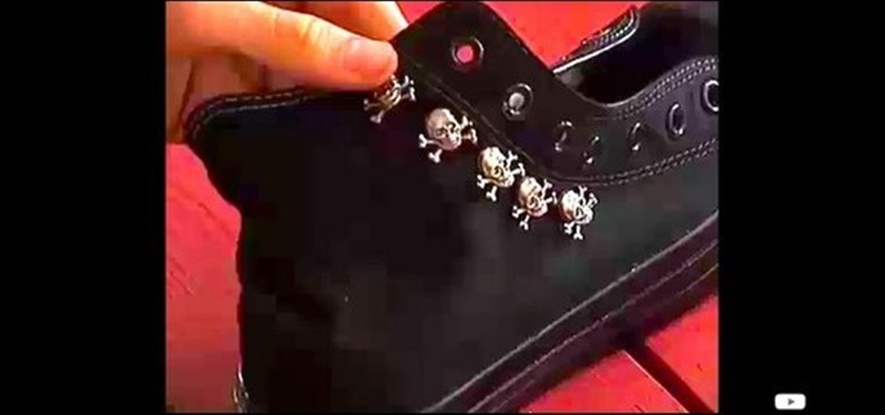 54ac8f0393fa How to Customize your Converse sneakers « Fashion Design    WonderHowTo