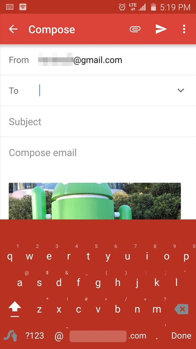 Android Basics: How to Use the Share Menu