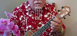 "Play the ""Mele Kalikamaka"" Christmas song on ukulele"