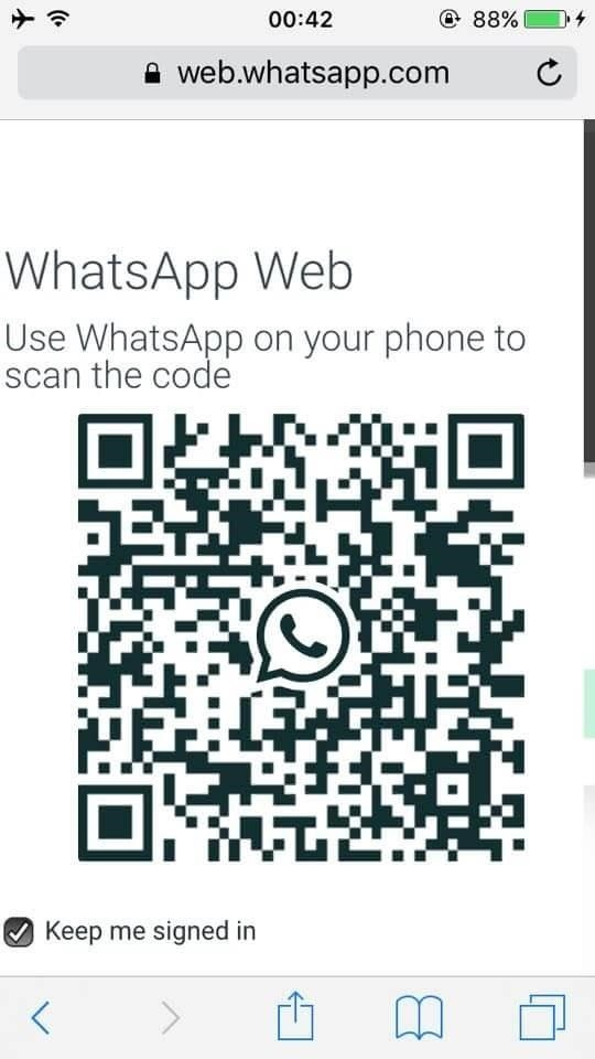 Trick to Hack Whatsapp