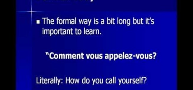 French Language Amp Culture Learn How To Read Speak And