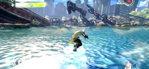 Walkthrough mission 5 in Enslaved: Odyssey to the West on Hard on the Xbox 360