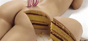 Tush Cake