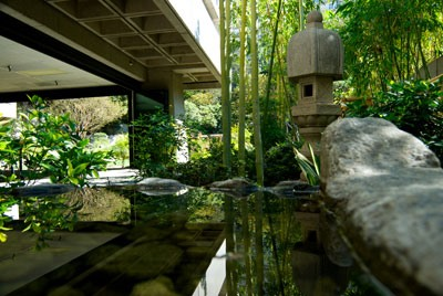 James Irvine Japanese Garden - Downtown LA