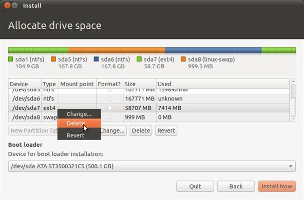 how to dual boot ubuntu 1010 and windows 7 side by side personal