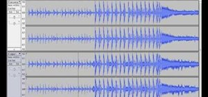 Make a song acapella using Audacity