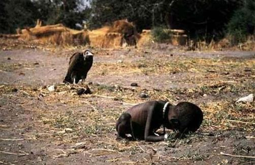 World hunger.. How to end?