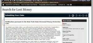 Find out if you are owed unclaimed funds in New York State