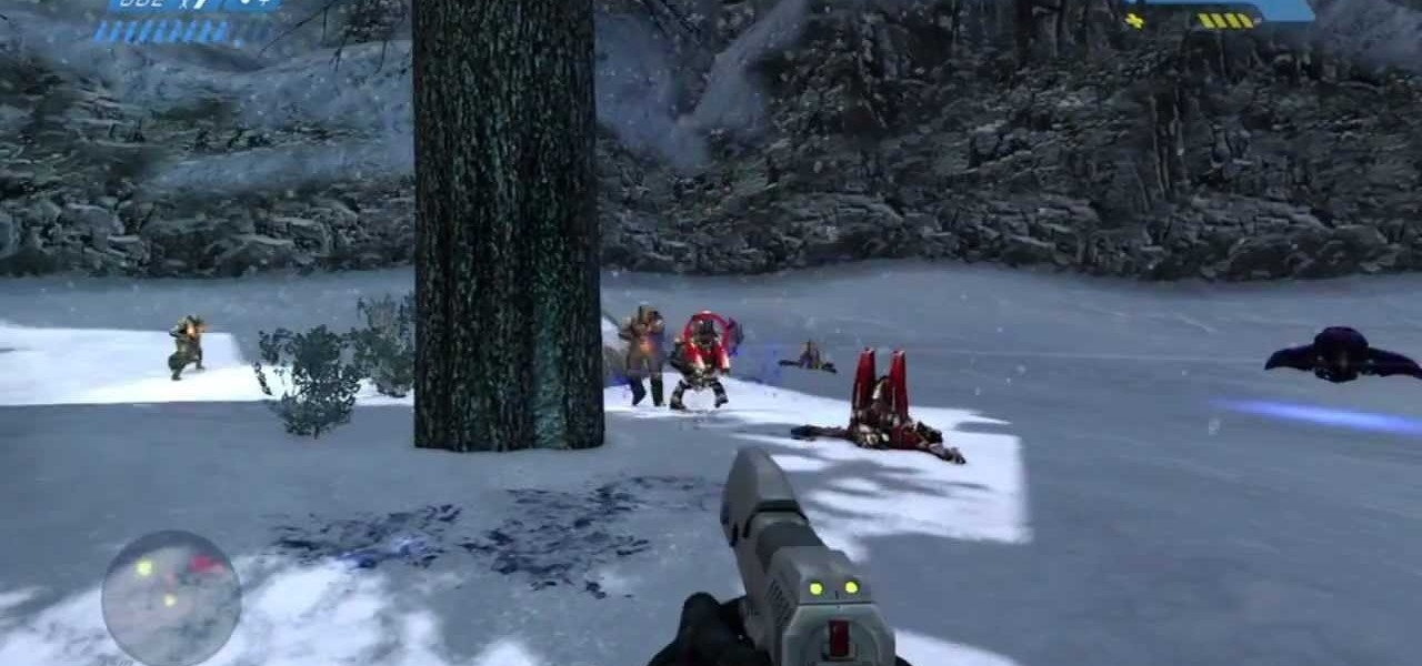 How to get the wraith hunter achievement in halo combat evolved how to get the wraith hunter achievement in halo combat evolved anniversary xbox 360 wonderhowto sciox Images
