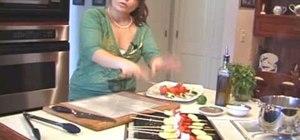 Prepare a spicy jalapeno stuffed chicken breast dinner