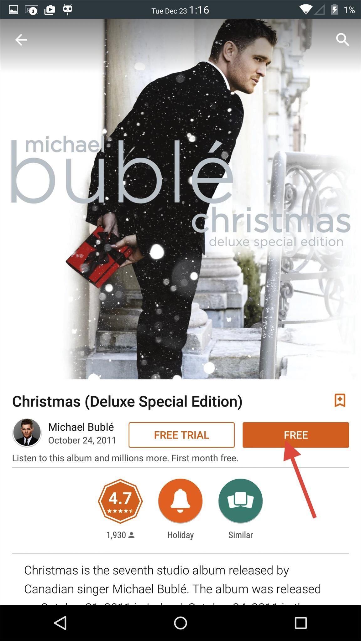 Michael Buble Christmas Album Download Zip - streameng