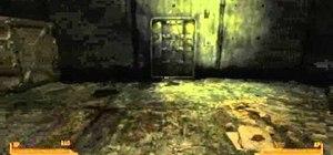Find the hidden Brotherhood of Steel bunker in Fallout: New Vegas
