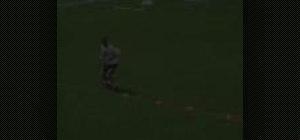 Practice Slide Shuffle soccer goalie drills