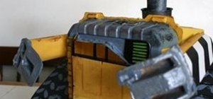 How to Make a WALL-E Toy from Junk