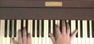 "Play ""Something"" by the Beatles on the piano"