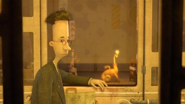 "Start Your Day Off Right: Beautiful Oscar Nominated Short ""The Lost Thing"""