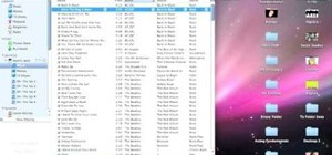 Transfer music from your iPod to iTunes