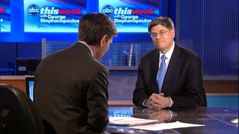 Despite Ruling, Jack Lew Refuses to Call Health Care Mandate a Tax - ABC News