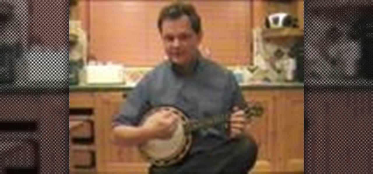 How To Play George Formby Style Banjo Uke Ukulele Wonderhowto