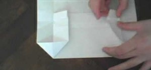 Origami a usable envelope
