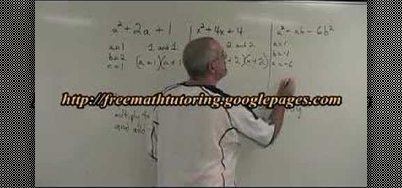 how to use method maths