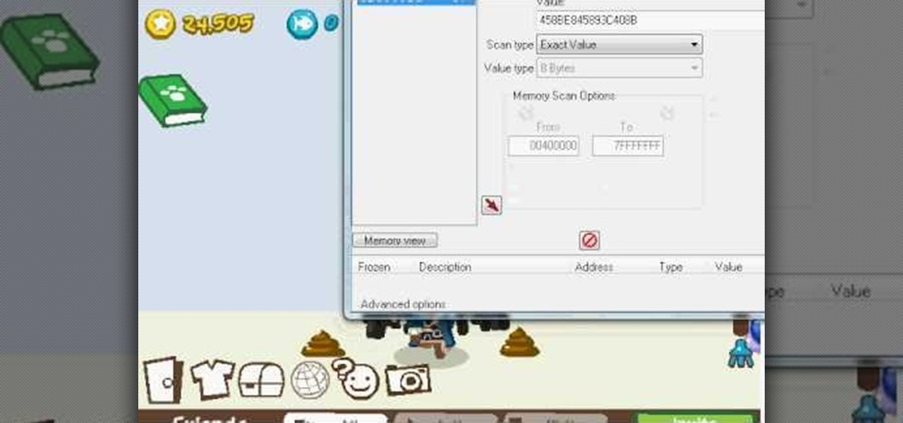 How to Hack poo and coins on Pet Society (09/10/09) « Web Games