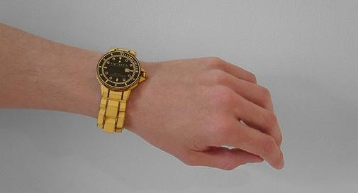 How to Make a Papercraft Rolex Watch