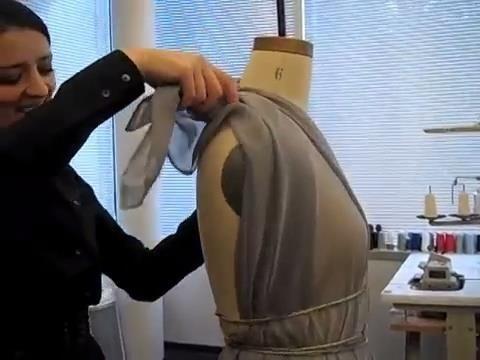How to Make a Toga & Greek Goddess Dress