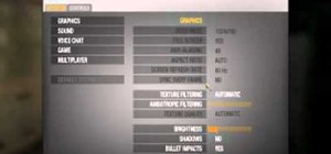 Use the console commands for Call of Duty: Black Ops