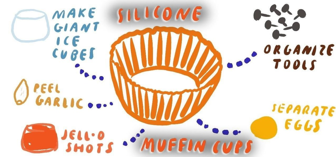 9 Non-Baking Reasons Why Everyone Should Have Silicone Muffin Cups at Home