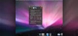 Create multiple docks in Mac OS X 10.5 Leopard with DockSpaces