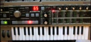 Patch a MicroKorg for use with a Micron BANSHEE talkbox
