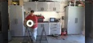 Make a vortex cannon