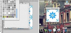 Create patterns and draw flats using two programs