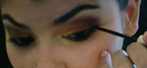 Create Ashwariya Rai inspired bollywood style eye look