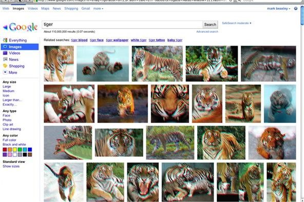 Turn Your Browser into 3D