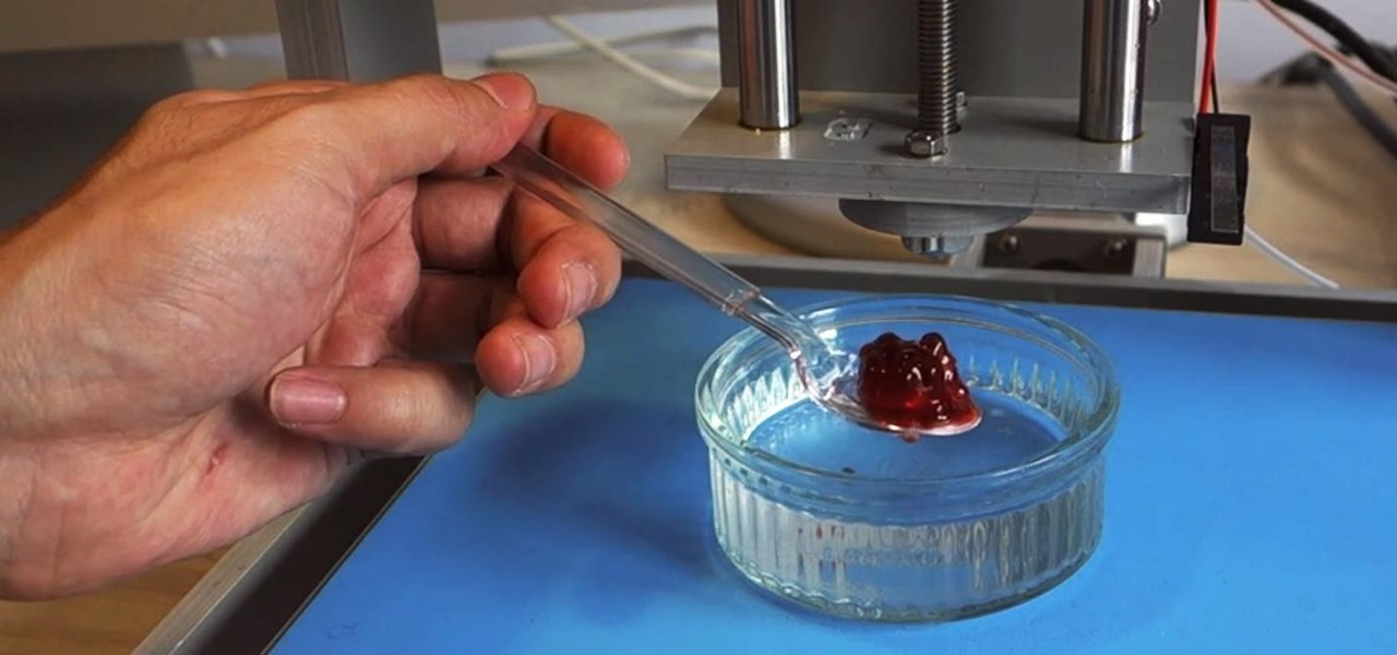 The Next Must-Have Kitchen Gadget: 3D Printers That Can Create Edible Fruit