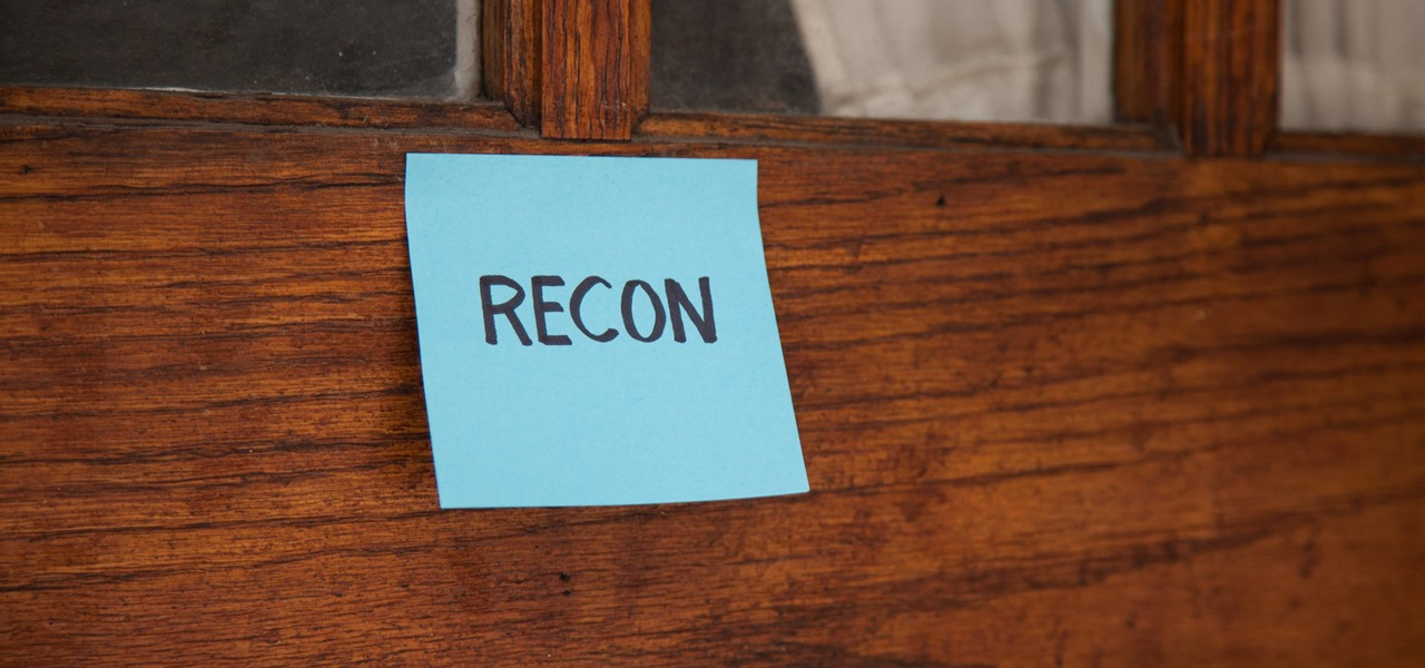 How To: Hack Your Neighbor with a Post-It Note, Part 1 (Performing Recon)