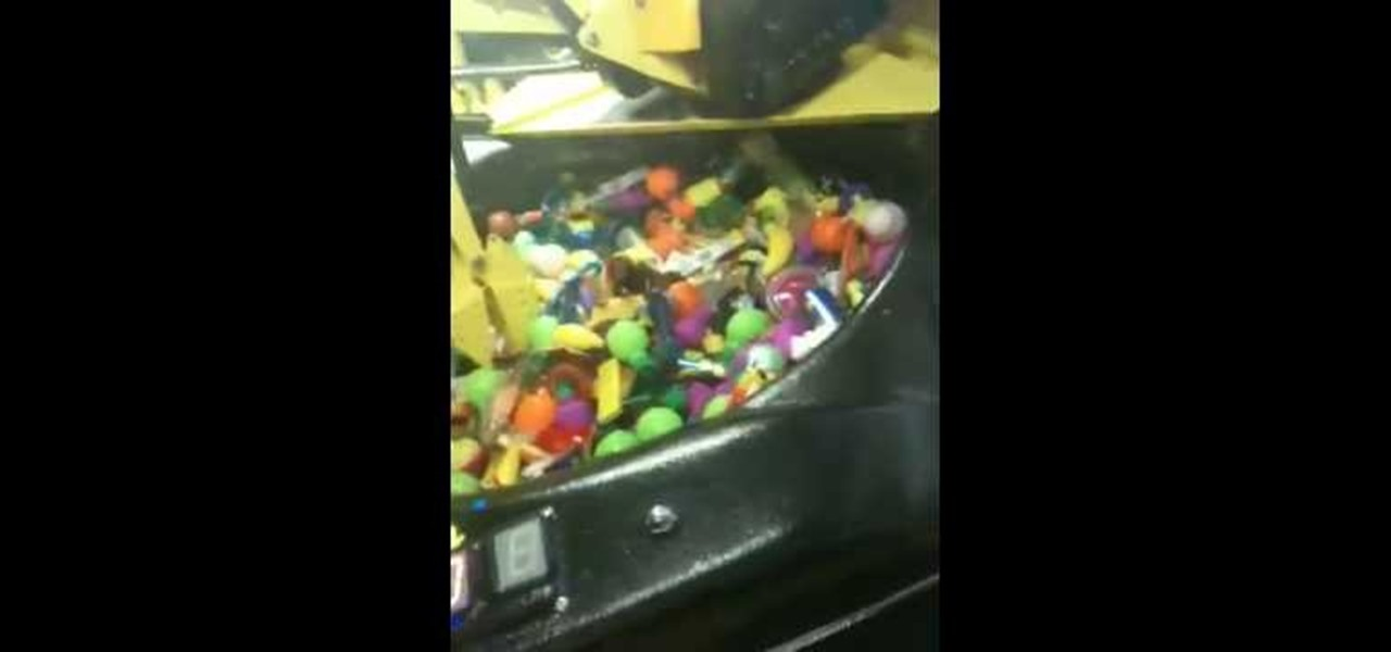how to hack a claw machine