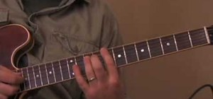 "Play ""Walk this Way"" by Aerosmith on electric guitar"