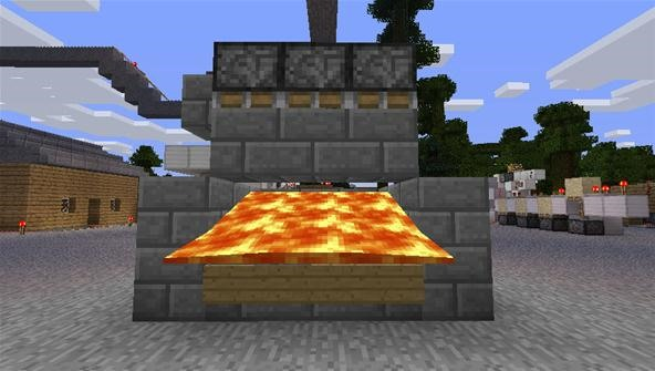 Minecraft Monster Slaying: How to Slice Your Enemies with Deadly Lava Blades