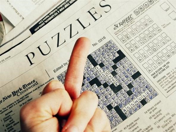 How To Dominate The New York Times Crossword Puzzle Puzzles Wonderhowto