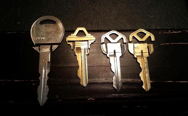 Hack To Use Regular Keys To Start Car